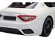 Maserati GranTurismo Bianco Birdcage White 1/18 Model Car Top Speed TS0239