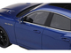 Maserati Levante Blue Emozione Metallic 1/18 Model Car Top Speed TS0240
