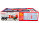 Skill 3 Model Kit GMC General Truck Tractor Coca Cola 1/25 Scale Model AMT AMT1179