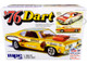 Skill 2 Model Kit 1976 Dodge Dart Sport Two Figurines 3 in 1 Kit 1/25 Scale Model MPC MPC925