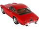 1963 Ferrari 250 Lusso Red DISPLAY CASE Limited Edition 200 pieces Worldwide 1/18 Model Car BBR BBR1843