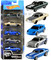 Fast & Furious Set of 5 pieces 1/64 Diecast Model Cars Hotwheels GMG69