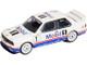 BMW M3 E30 #1 Emanuele Pirro Mobile Schnitzer Motorsport Team Winner Guia Race of Macau 1992 Hong Kong Exclusive 1/64 Diecast Model Car True Scale Miniatures MGT00089