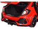 Honda Civic Type R FK8 Flame Red 1/18 Model Car Autoart 73268