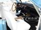 1969 Dodge Charger R/T Hardtop B3 Light Blue Metallic White Interior Muscle Car & Corvette Nationals MCACN 1/18 Diecast Model Car Autoworld AMM1200
