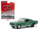 1966 Ford Mustang Fastback Green Starsky and Hutch 1975 1979 TV Series Hollywood Special Edition 1/64 Diecast Model Car Greenlight 44855 B