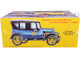 Skill 2 Model Kit 1927 Ford T Vintage Police Car 1/25 Scale Model AMT AMT1182