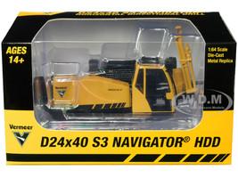 Vermeer D24x40 S3 Navigator HDD Horizontal Directional Drill 1/64 Diecast Model SpecCast CUST1640