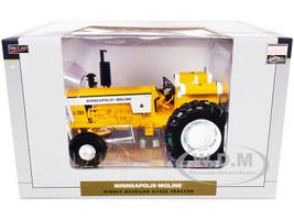 Minneapolis Moline G1355 Tractor Yellow Classic Series 1/16 Diecast Model SpecCast SCT740
