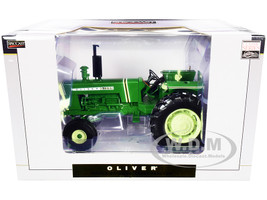 Oliver G1355 Tractor Green Classic Series 1/16 Diecast Model SpecCast SCT741