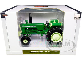 White-Oliver 2270 Tractor Green Classic Series 1/16 Diecast Model SpecCast SCT742