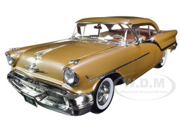 1957 Oldsmobile Super 88 Gold Mist Tan Interior Limited Edition 912 pieces Worldwide 1/18 Diecast Model Car ACME A1808005
