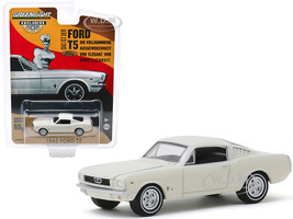 1965 Ford T5 White Hobby Exclusive 1/64 Diecast Model Car Greenlight 30120