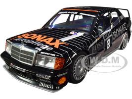 Mercedes Benz 190E 2.5-16 Evolution II #3 Klaus Ludwig DTM Championship 1992 1/18 Diecast Model Car Solido S1801002