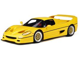 Ferrari Koenig Specials F50 Yellow Limited Edition 200 pieces Worldwide 1/18 Model Car GT Spirit Kyosho KJ036