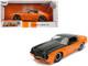 1979 Chevrolet Camaro Z28 Black Orange Bigtime Muscle 1/24 Diecast Model Car Jada 31669