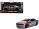 2010 Chevrolet Camaro Silver War Machine Avengers Marvel Series 1/32 Diecast Model Car Jada 31844
