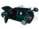 1996 Volkswagen Golf VR6 Green Metallic 1/18 Diecast Model Car Norev 188437