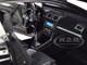 2009 Volkswagen Golf VI GTI Black 1/18 Diecast Model Car Norev 188502