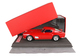 1958 Ferrari 250 TDF Faro Diritto Red DISPLAY CASE Limited Edition 300 pieces Worldwide 1/18 Model Car BBR BBR1817A