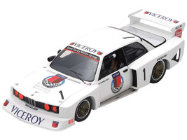 BMW 320 Group 5 #1 Manfred Winkelhock Winner Guia Race 1981 Limited Edition 500 pieces Worldwide 1/18 Model Car Spark 18MC81