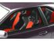 Nissan Skyline GT-R Nismo Z-Tune R34 Midnight Purple Metallic Black Wheels 1/18 Model Car Otto Mobile OT881