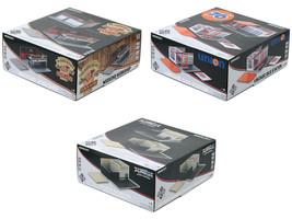 Mechanic's Corner Series 6 3 piece Diorama Set for 1/64 Scale Models Greenlight 57061 57062 57063