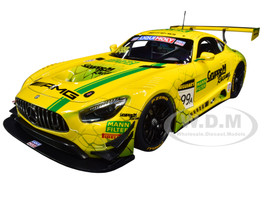 Mercedes AMG GT3 #999A M. Buhk R. Marciello M. Goetz Team Gruppe M Racing Bathurst 12 Hour 2019 1/18 Model Car Autoart 81931