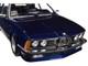 1982 BMW 635 CSi Dark Blue Metallic Limited Edition 504 pieces Worldwide 1/18 Diecast Model Car Minichamps 155028101