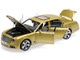 2017 Bentley Mulsanne Speed Julep Gold 1/18 Diecast Model Car Almost Real 830101