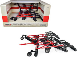 Case IH True-Tandem 330 Turbo Vertical Seedbed Tillage Disc Folding Wings Case IH Agriculture 1/32 Diecast Model Ertl Tomy 14990