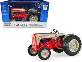 Ford 871 Select-O-Speed Tractor Prestige Collection 1/16 Diecast Model Ertl Tomy 13938