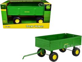 John Deere Barge Wagon Green 1/16 Diecast Model ERTL TOMY 37171 46273