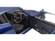 1970 Nissan Fairlady Z-L S30 RHD Right Hand Drive Blue Metallic 1/18 Diecast Model Car Kyosho 08220 BL