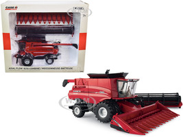 Case IH Axial-Flow 8250 Combine Draper Head Corn Head Case IH Agriculture 1/32 Diecast Model ERTL TOMY 44167