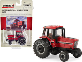 IH International Harvester 3688 Tractor Red Case IH Agriculture 1/64 Diecast Model ERTL TOMY 14135
