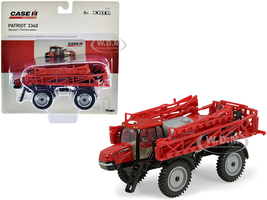 Case IH Patriot 3340 Sprayer Red Case IH Agriculture 1/64 Diecast Model ERTL TOMY 14876