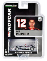 Dallara IndyCar #12 Will Power Verizon Team Penske NTT IndyCar Series 2020 1/64 Diecast Model Car Greenlight 10869