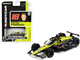 Dallara IndyCar #18 Santino Ferrucci SealMaster Dale Coyne Racing Vasser Sullivan NTT IndyCar Series 2020 1/64 Diecast Model Car Greenlight 10861