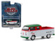 1979 Volkswagen Type 2 Crew Cab Pickup Truck Turtle Wax White Red Green Top Blue Collar Collection Series 7 1/64 Diecast Model Car Greenlight 35160 C