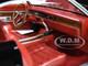 1969 Plymouth GTX Hardtop X9 Black Velvet Red Interior Muscle Car & Corvette Nationals MCACN 1/18 Diecast Model Car Autoworld AMM1204