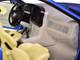 1990 BMW E30 M3 Blue Estoril Metallic 1/18 Diecast Model Car Solido S1803901