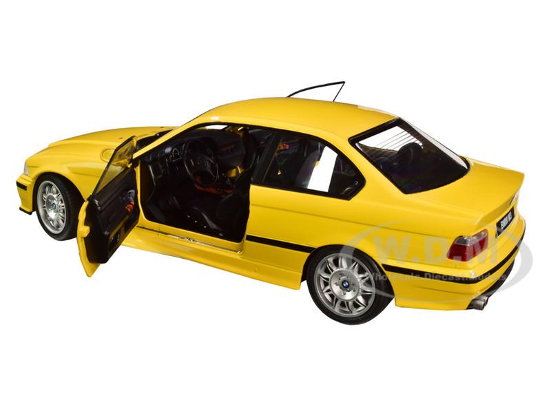 Bmw m3 36 dakar yellow 1//18 solido s1803902