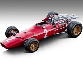 Ferrari 312F1-67 #2 Chris Amon Fordmula One F1 Italian GP 1967 Mythos Series Limited Edition 115 pieces Worldwide 1/18 Model Car Tecnomodel TM18-120 C
