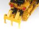 CAT Caterpillar D11 Fusion Track-Type Tractor Dozer  Operator High Line Series 1/50 Diecast Model Diecast Masters 85604