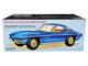 Skill 2 Model Kit 1963 Chevrolet Corvette Stingray 1/25 Scale Model AMT AMT861