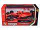 Ferrari Racing SF71H #7 Kimi Raikkonen F1 Formula One Car 1/43 Diecast Model Car Bburago 36809