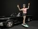 Skateboarder Figurine IV for 1/18 Scale Models American Diorama 38243