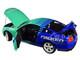 2010 Ford Mustang GT Falken Tires 1/18 Diecast Model Car Greenlight 13552