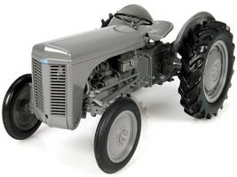 1949 Ferguson TEA-20 Tractor Gray 1/16 Diecast Model Universal Hobbies UH2690
